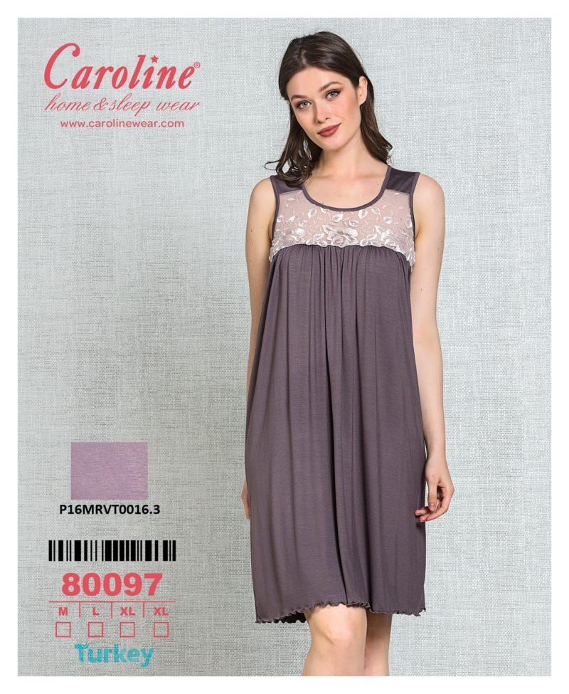 Ночная рубашка Caroline 80097
