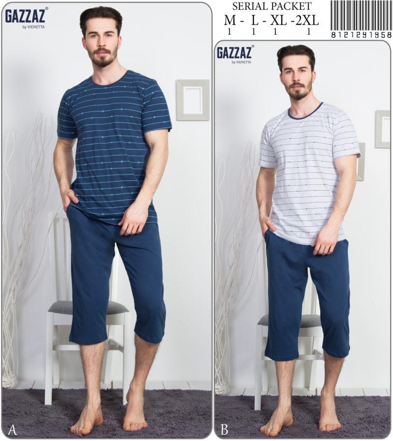 Пижама мужская Капри 8121291958