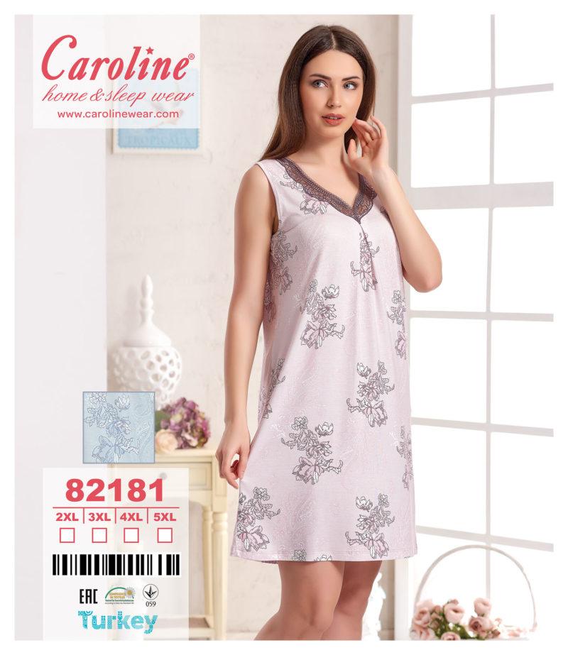 Ночная рубашка Caroline 82181