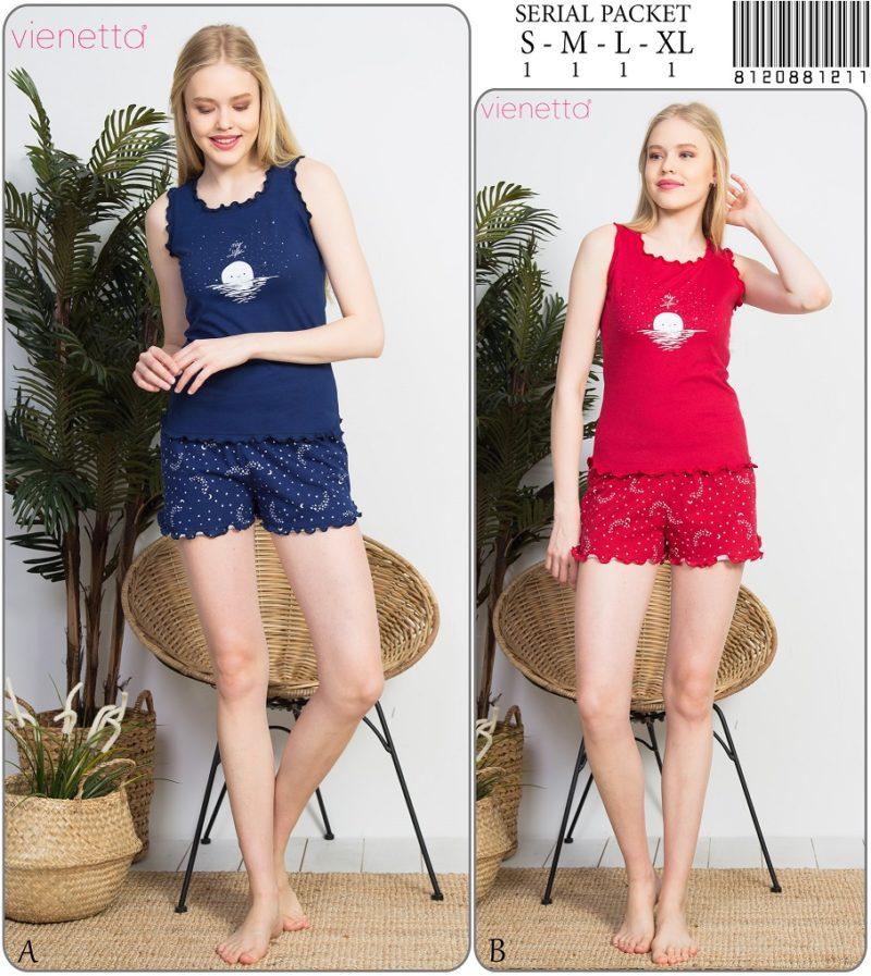Пижама женская Шорти 8120881211