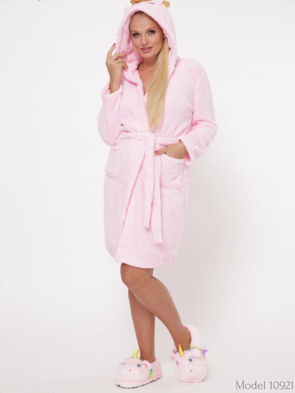 Халат Golden pink 10921