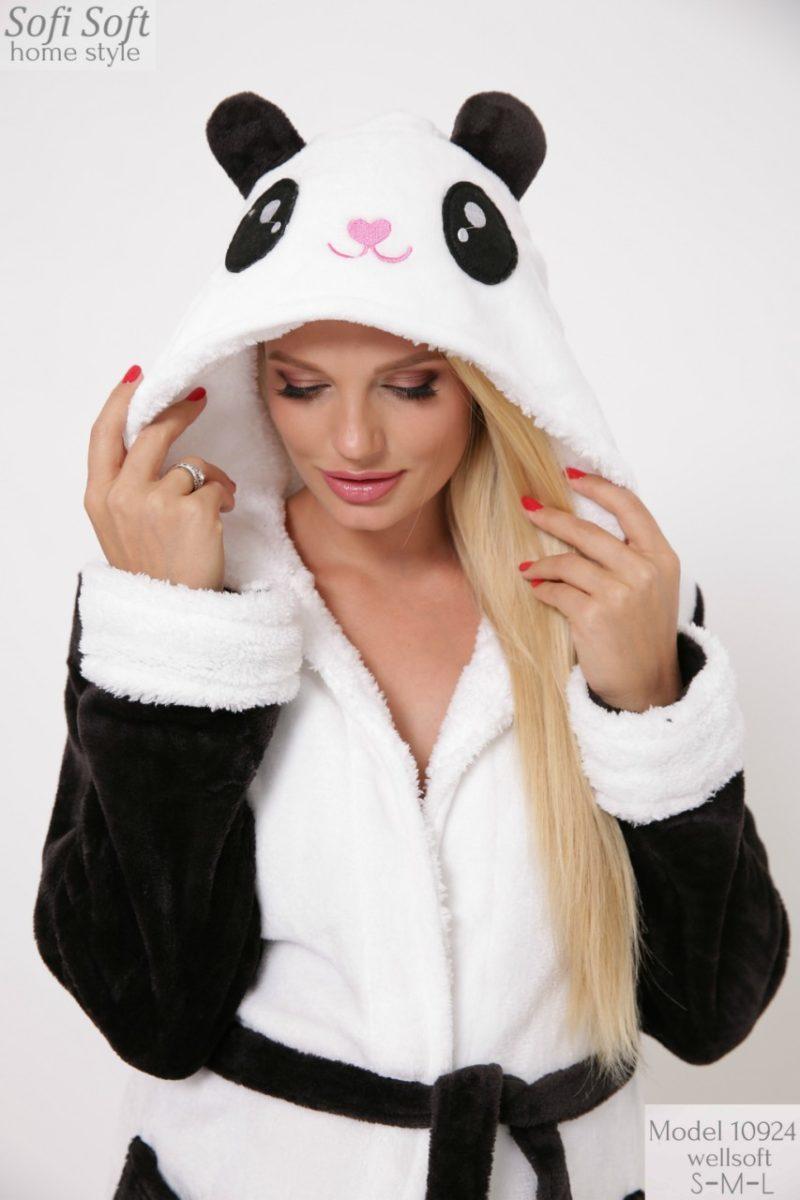 Халат Panda 10924