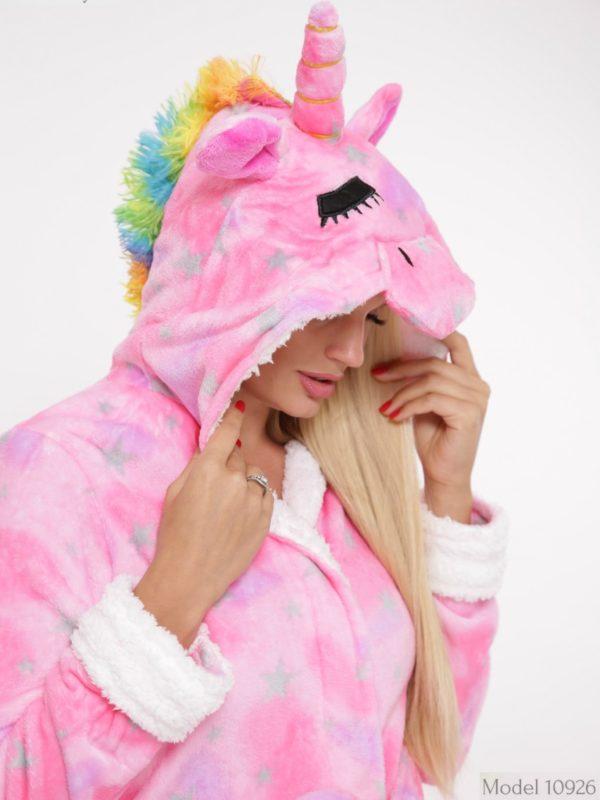 Халат Единорог Pink Star 10926