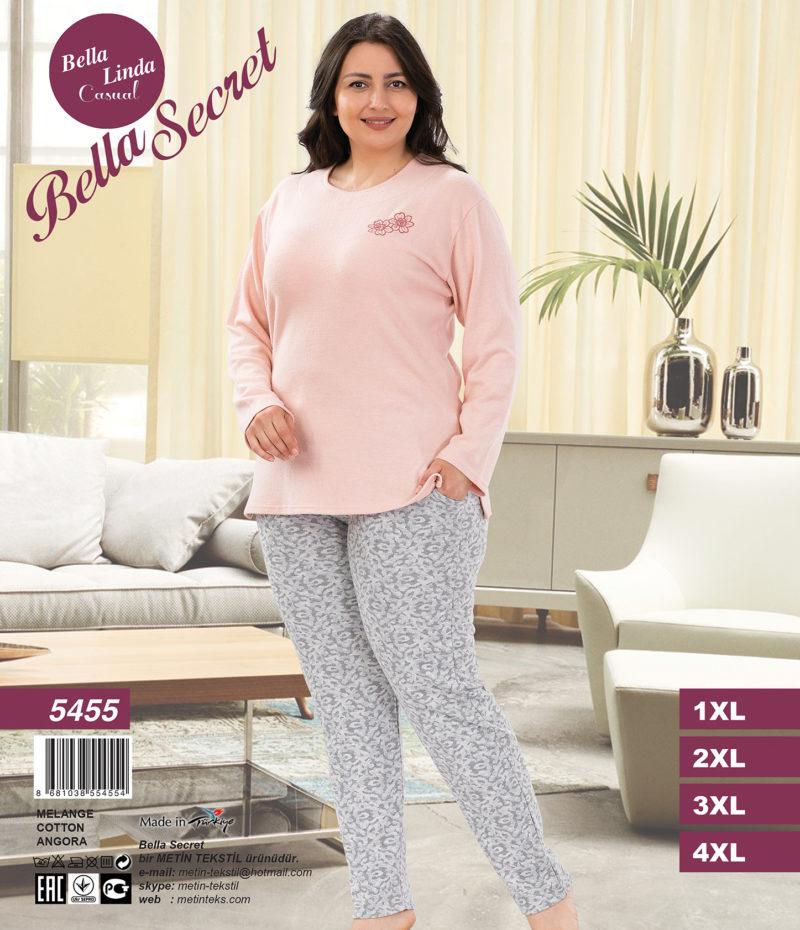 Пижама женская Брюки Metin 5455