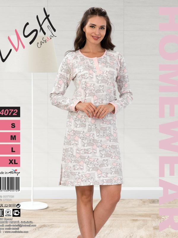 Ночная рубашка LUSH 4072