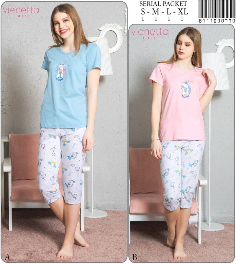 Пижама женская Капри 8111600770