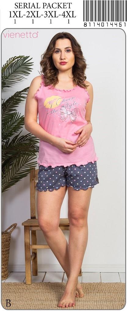 Пижама женская Шорты 8114014451
