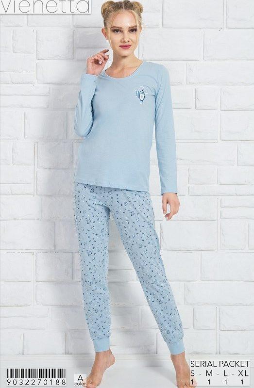 Пижама женская Брюки 9032270188