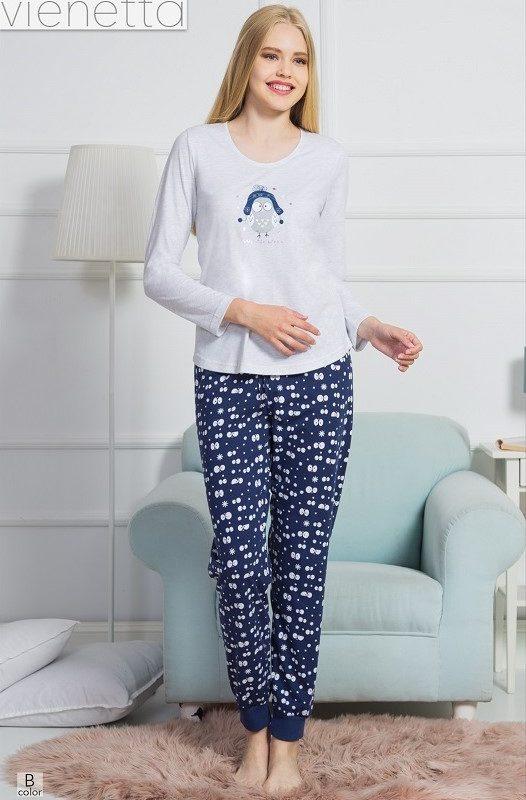 Пижама женская Брюки 9032932151