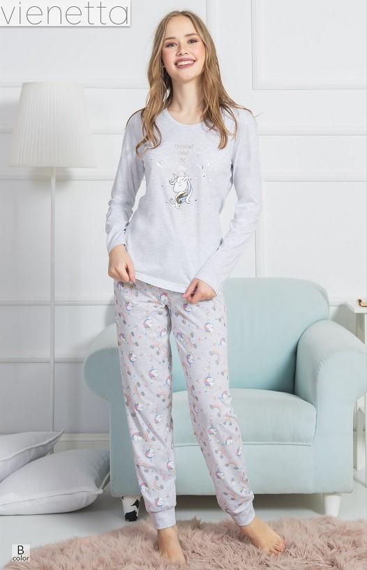 Пижама женская Брюки 9040806413
