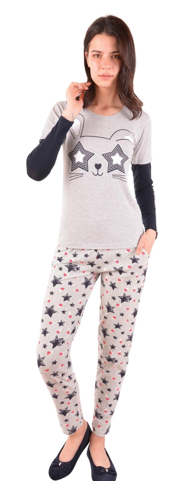 Пижама женская Брюки 96204