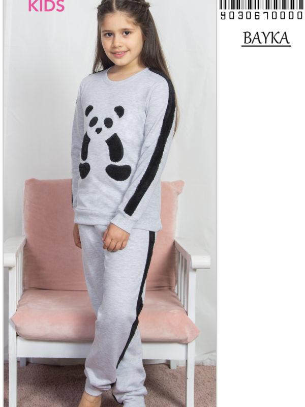 Пижама детская байка 9030670000