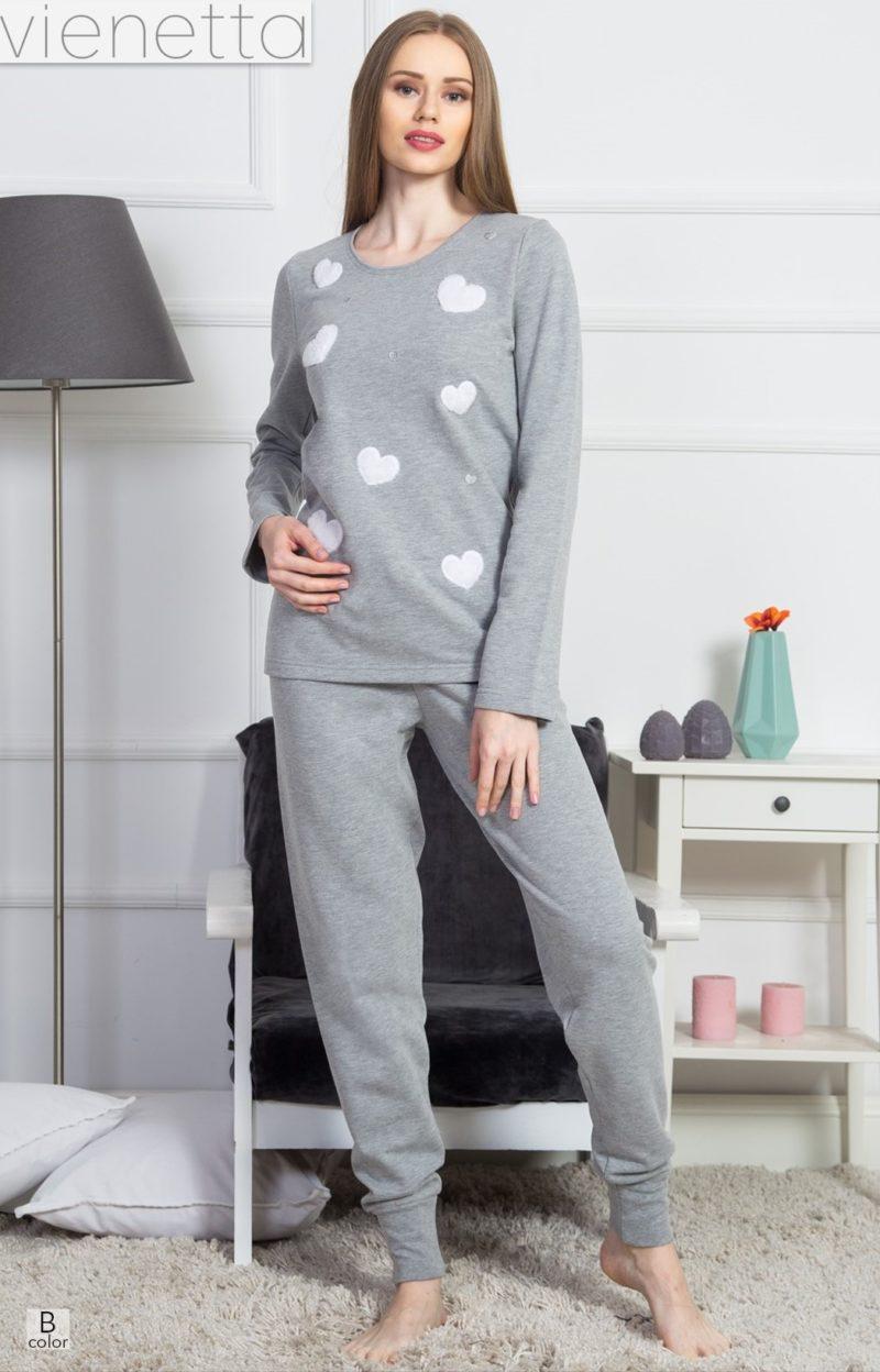 Пижама женская манжет 9030740000