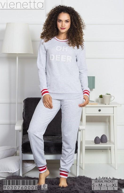 Пижама женская Брюки 9030760000