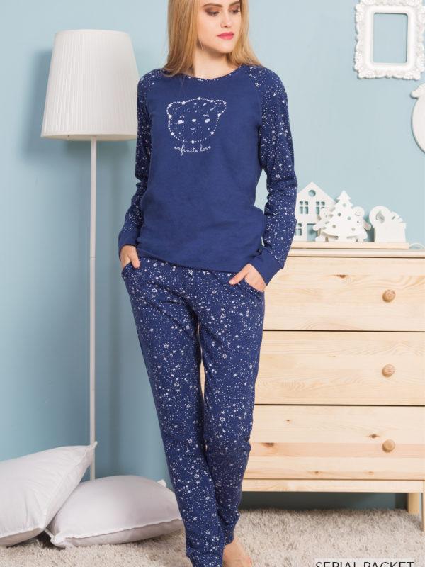 Пижама женская Брюки 9031423303