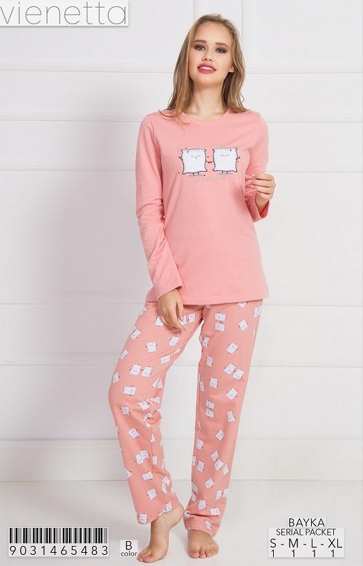 Пижама женская Брюки 9031465483