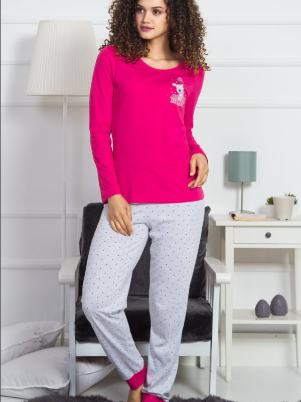 Пижама женская Брюки 9031701093