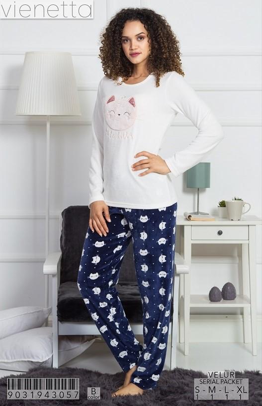 Пижама женская Брюки 9031943057
