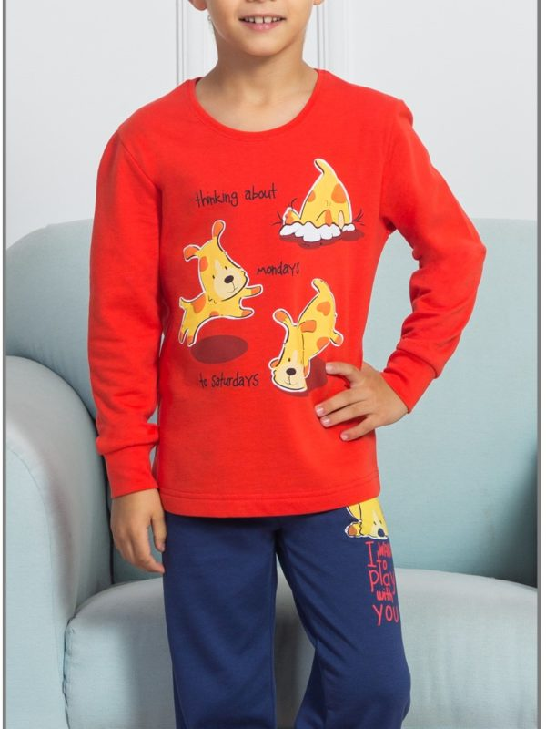 Пижама детская брюки 9040290000