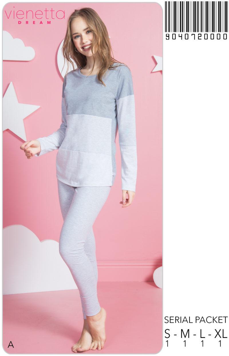 Пижама женская лосины 9040720000