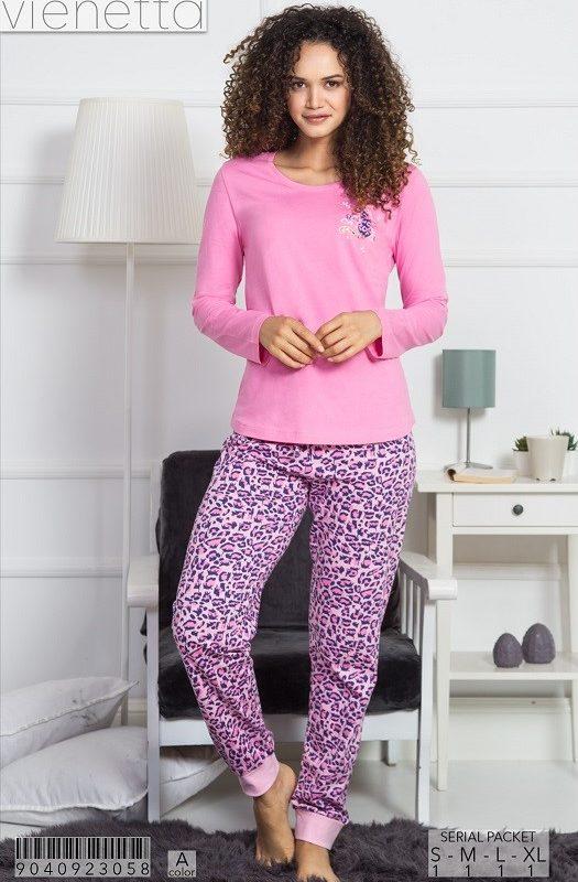 Пижама женская Брюки 9040923058