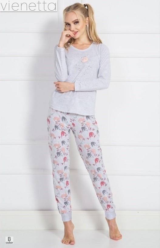 Пижама женская Брюки 9050660158