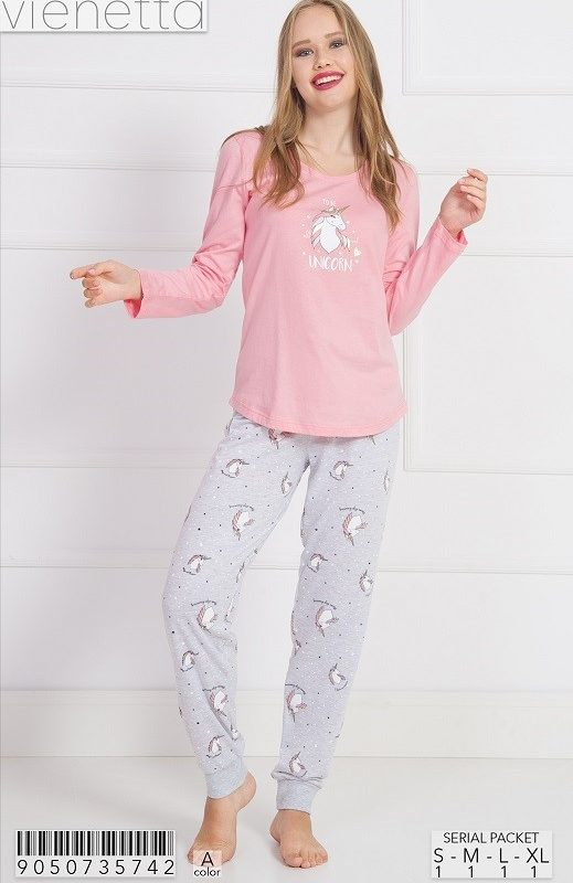 Пижама женская Брюки 9050735742