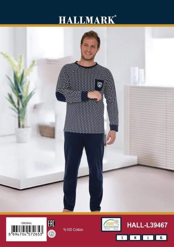 Пижама мужская HALL.L 39467