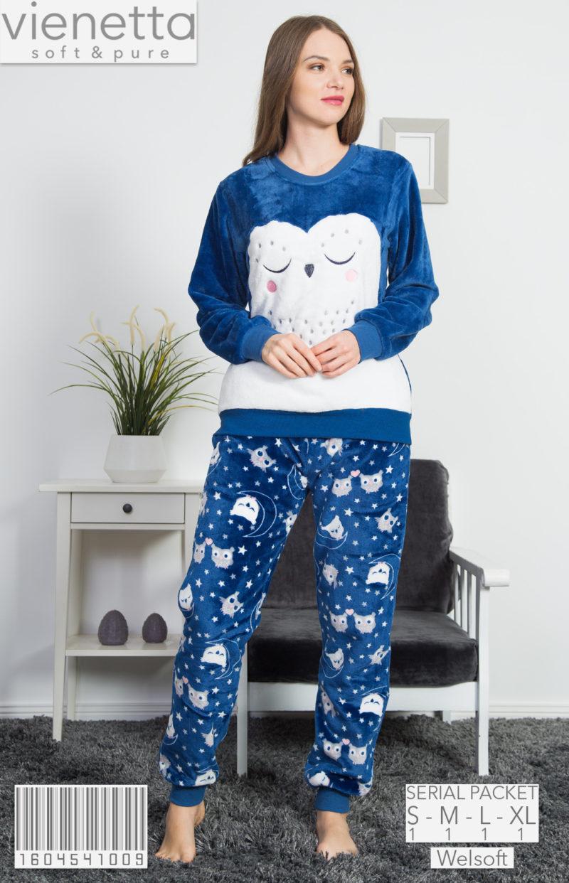 Пижама женская Брюки SNK 1009