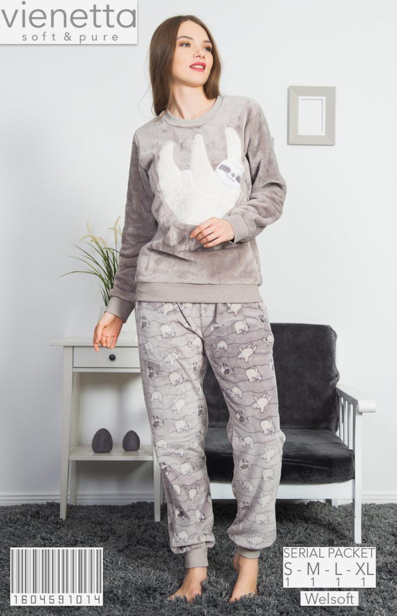 Пижама женская Брюки SNK 1014