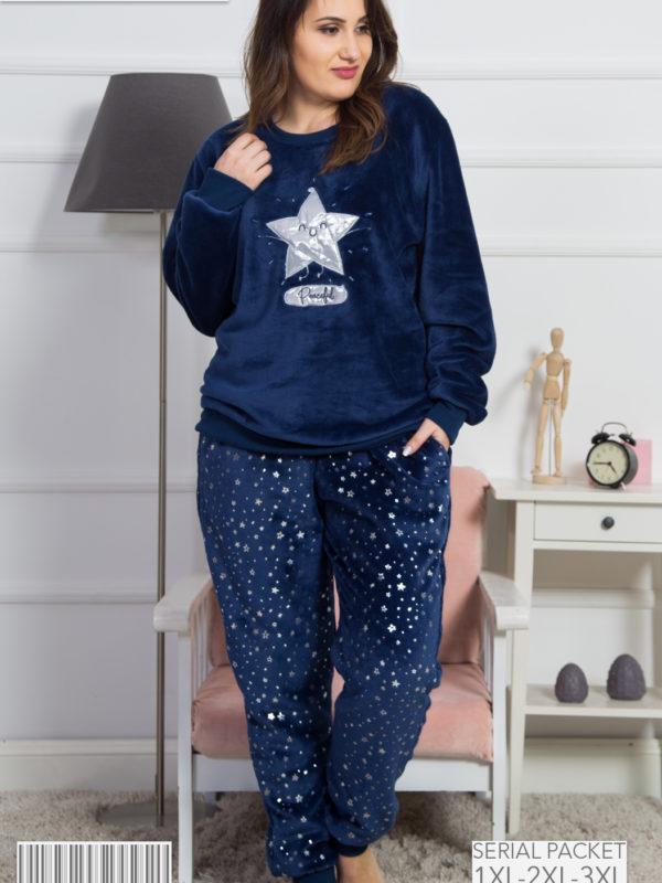 Пижама женская Брюки SNK 1042