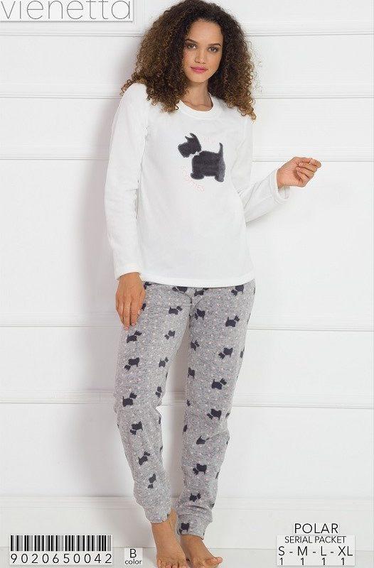 Пижама женская Брюки 9020650042