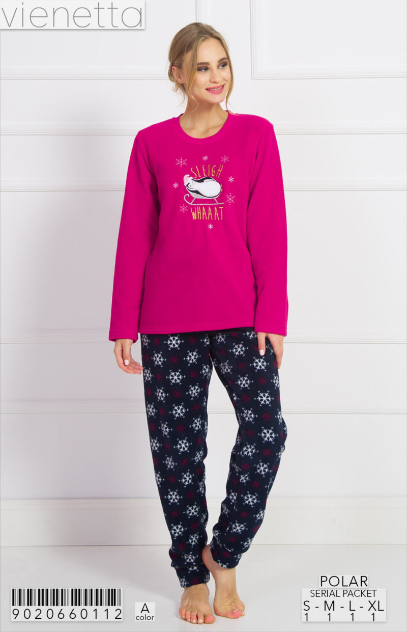 Пижама женская Брюки 9020660112