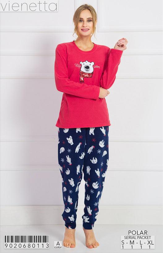 Пижама женская Брюки 9020680113