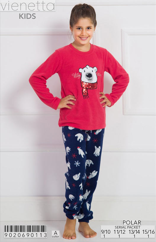 Пижама детская брюки 9020690113