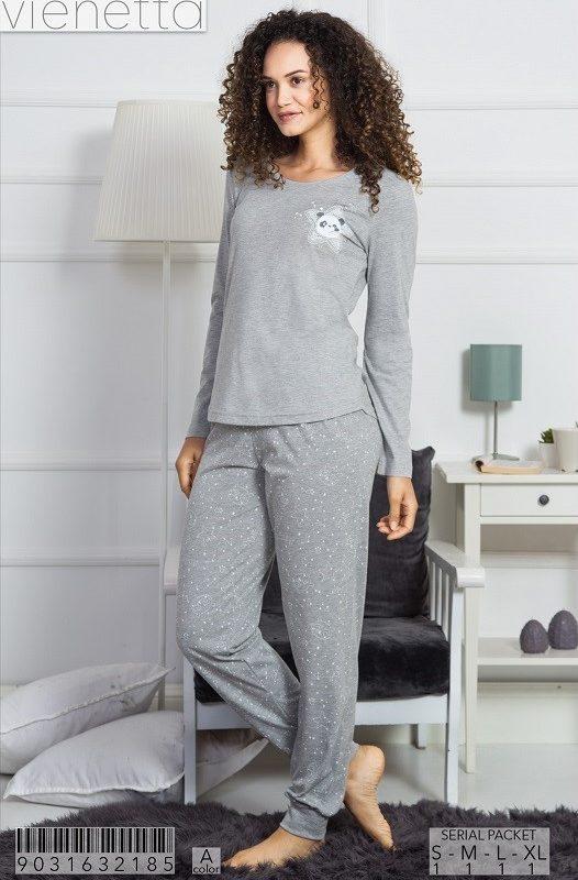 Пижама женская Брюки 9031632185