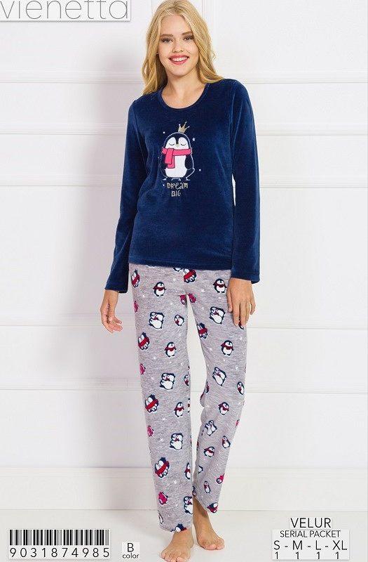 Пижама женская Брюки 9031874985