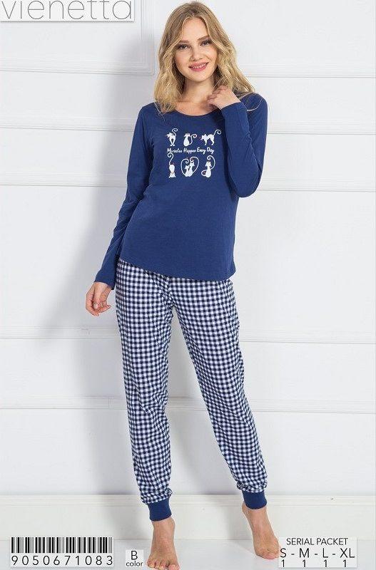 Пижама женская Брюки 9050671083