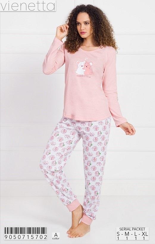 Пижама женская Брюки 9050715702