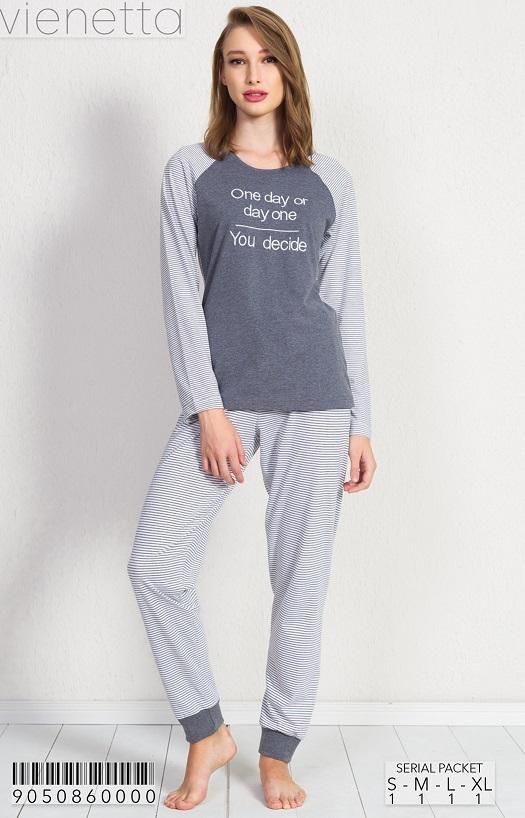 Пижама женская Брюки 9050860000