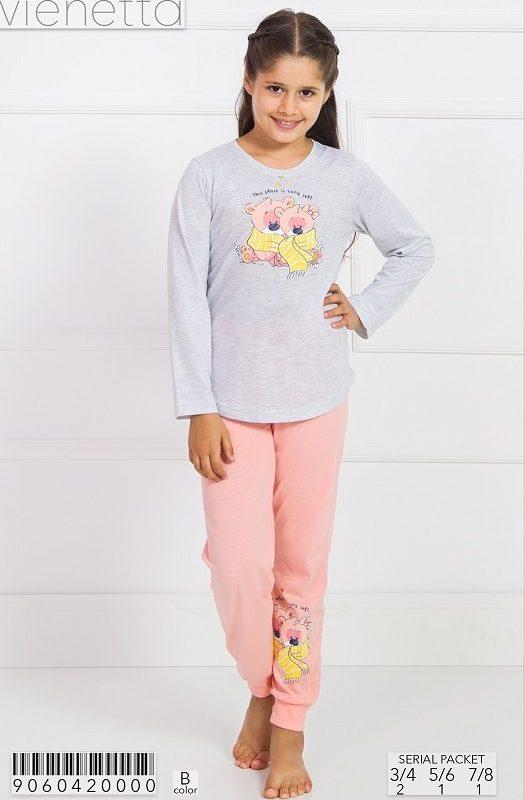 Пижама детская брюки 9060420000