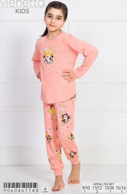Пижама детская брюки 9060467748