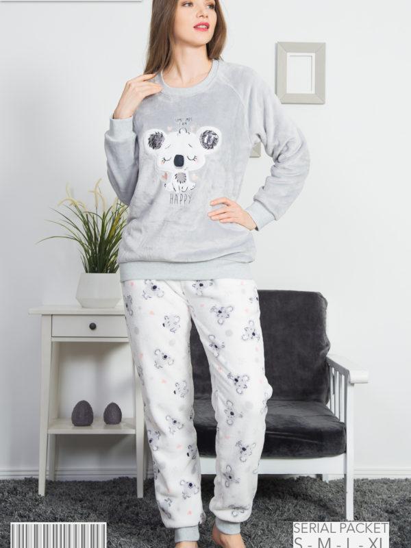 Пижама женская Брюки SNK 1001