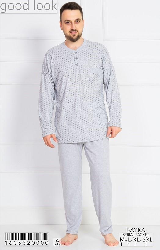 Пижама мужская Брюки 1605320000