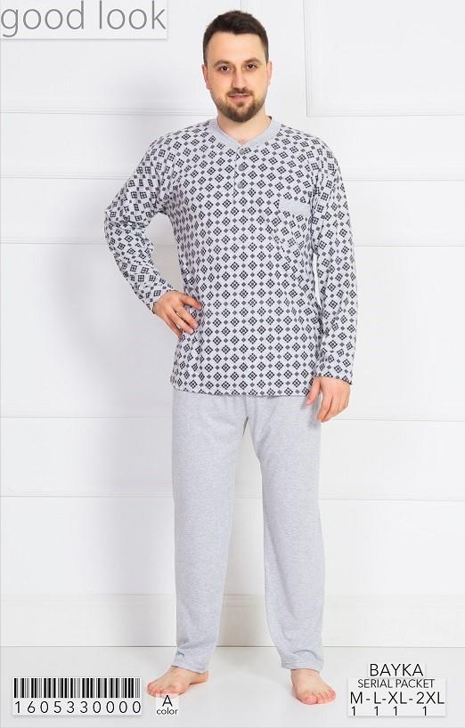 Пижама мужская Брюки 1605330000