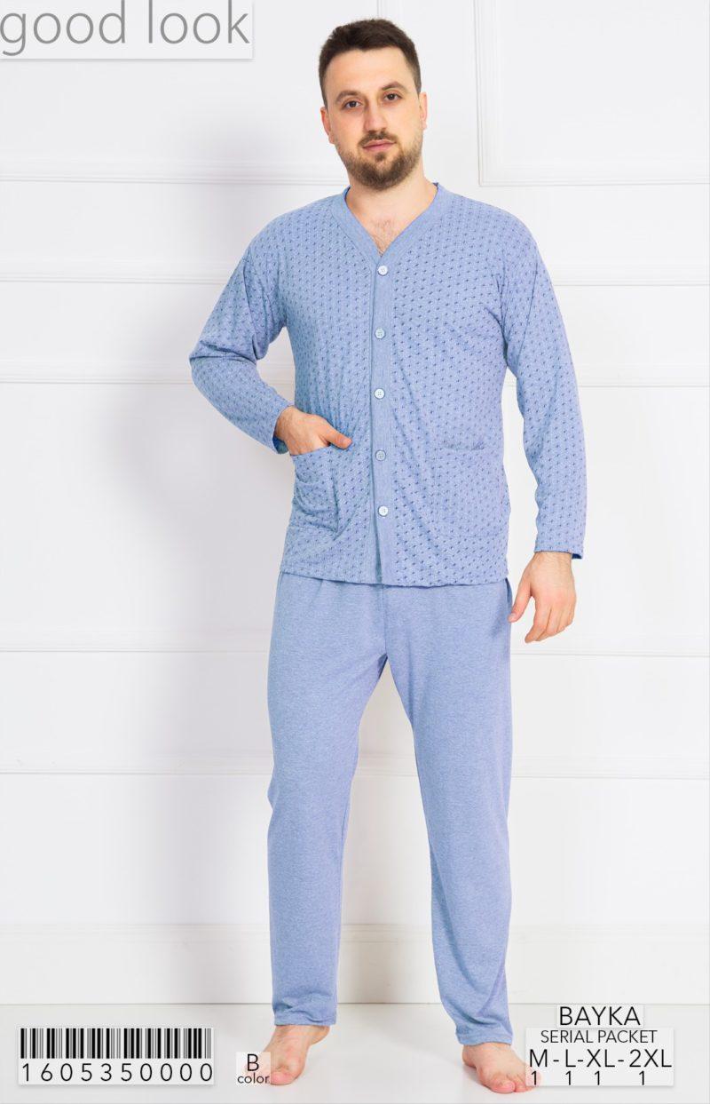 Пижама мужская Брюки 1605350000