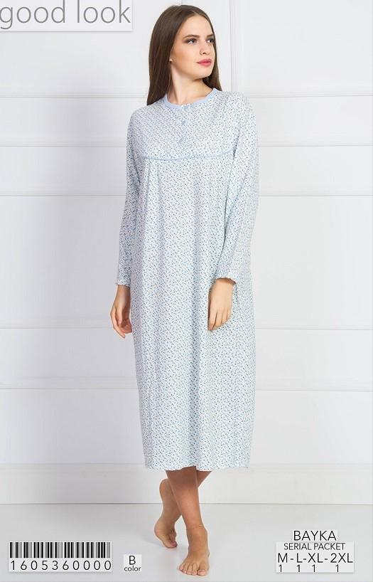 Ночная рубашка 1605360000