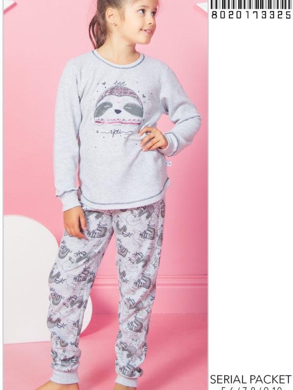 Пижама детская брюки 8020173325