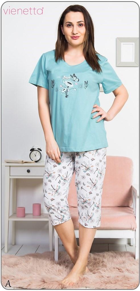 Пижама женская Капри 8121095078