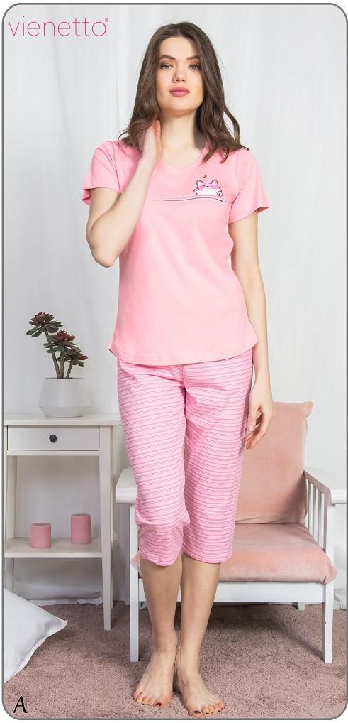 Пижама женская Капри 8121802499